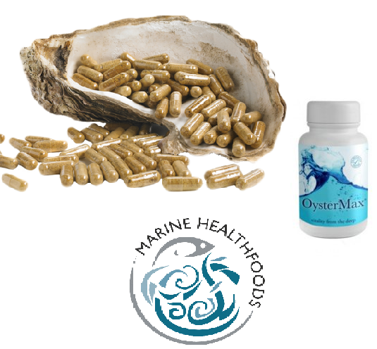 Pure oyster extract OysterMax is the best source of natural zinc boosts libido and sexual health